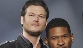 "Usher & Blake Shelton Duet 'Home"" For OK Tornado Benefit (VIDEO)"