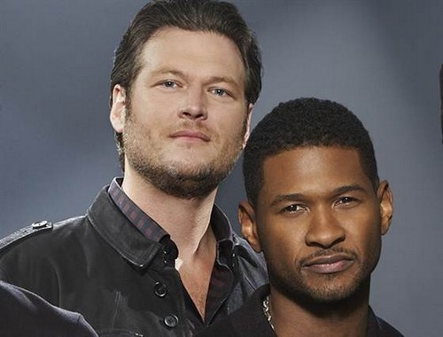 "Usher & Blake Shelton Duet 'Home"" For OK Tornado Benefit (VIDEO)"