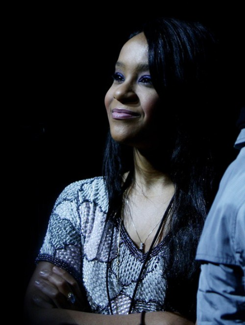 Bobbi Kristina Brown Walked Around With $100 Bills In Her Purse At Only 10 Years Old