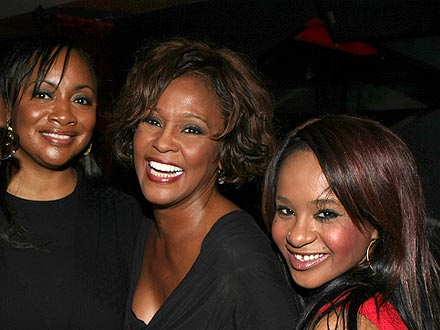 Pat Houston & Bobbi Kristina Brown At War!