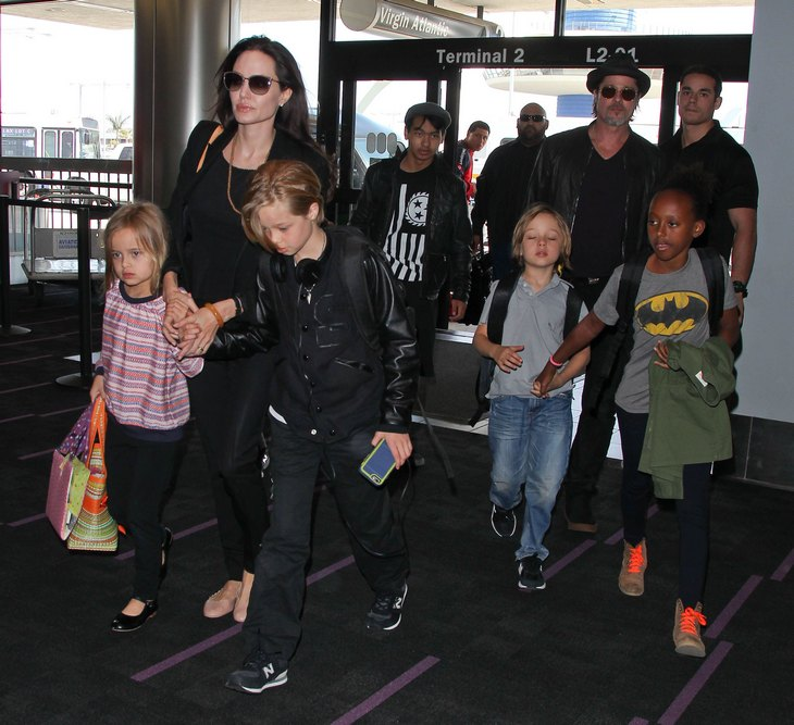 Brad Pitt's Mom Jane Begs Actor To Call Off Divorce From Angelina Jolie For Sake Of Their Kids