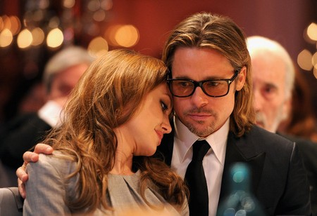 Brad Pitt Fears For Angelina Jolie's Life