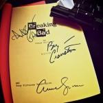 Breaking Bad Script Stolen – Bryan Cranston's Car Broken Into