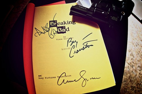 Breaking Bad Script Stolen &#8211; Bryan Cranston&#8217;s Car Broken Into