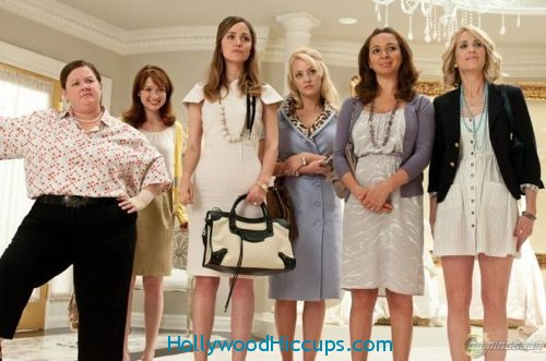 BRAND NEW 'Bridesmaids' Trailer