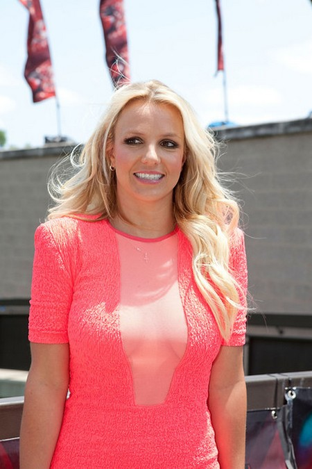 Britney Spears Cracking Under X Factor Pressure