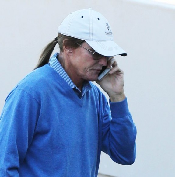 Exclusive... Bruce Jenner Is Still Wearing His Wedding Ring After Divorce Was Finalized!