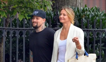 Cameron Diaz and Benji Madden In Marriage Counseling