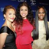Carmen Ejogo, Jordin Sparks, Tika Sumpter @ SPARKLE NY Premiere