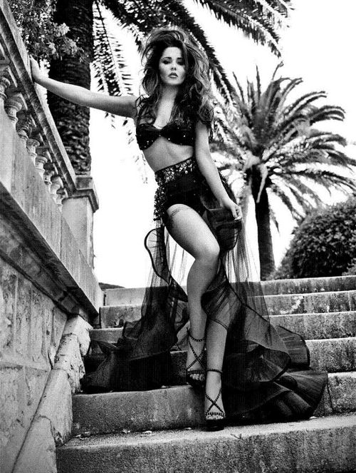 Cheryl Cole - 2012 Calendar Photos - 2