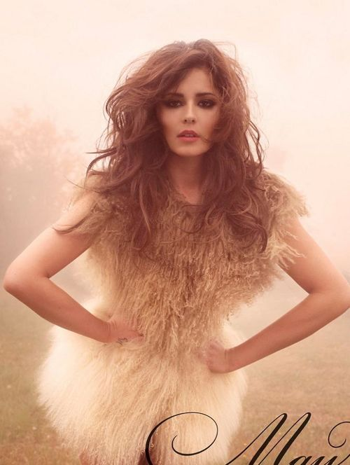 Cheryl Cole - 2012 Calendar Photos 5