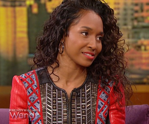 TLC&#8217;s Chilli Stops By The Wendy Show To Dish About Her Love Life &#038; A Usher Reunion