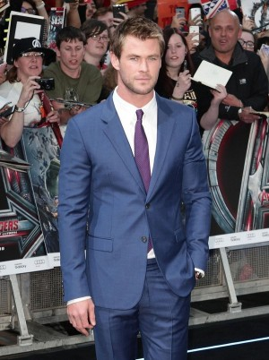 """The Avengers: Age Of Ultron"" - European Premiere"