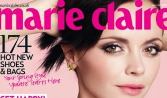 Christina Ricci's Tells Marie Claire UK Her Secret Father Trauma