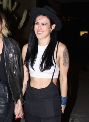 DWTS Champ Rumer Willis And Sisters Tallulah And Scout Starring In Their Own Kardashian Style Reality TV Show?