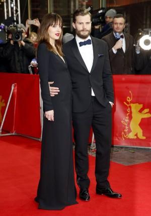 """65th Berlin International Film Festival - """"Fifty Shades Of Grey"""" Premiere"""