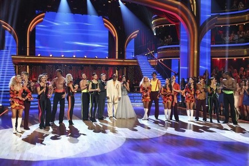 Dancing With the Stars Season 16 Week 7 SPOILERS