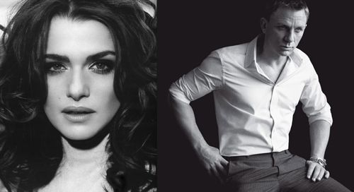 LOOK! Daniel Craig and Rachel Weisz Got MARRIED!