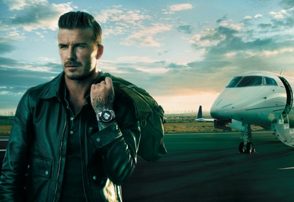 David Beckhams Suave New Breitling