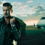David Beckham's Suave New Breitling Advertisement Campaign (Video)
