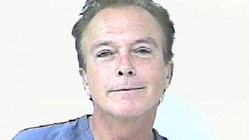 David Cassidy Arrested AGAIN For Drunk Driving