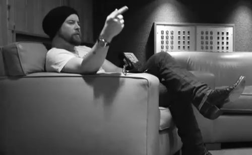David Cook 2011 Album Sneak Peak – VIDEO