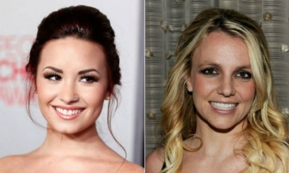 Demi Lovato And Britney Spears Will Announce Their 'X Factor' Roles In NYC Today!