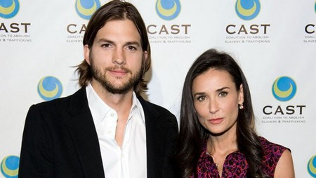Demi Moore and Ashton Kutcher Secretly Meeting