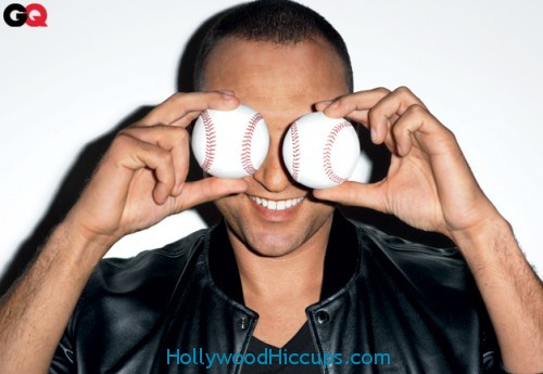 Derek Jeter Covers GQ April 2011 – Photos