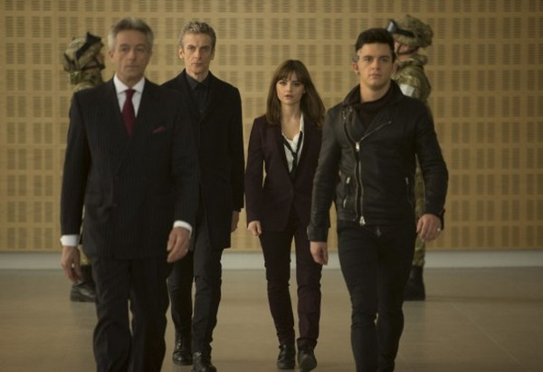 """Doctor Who Season 8 Episode 5 """"Time Heist"""" REVIEW"""