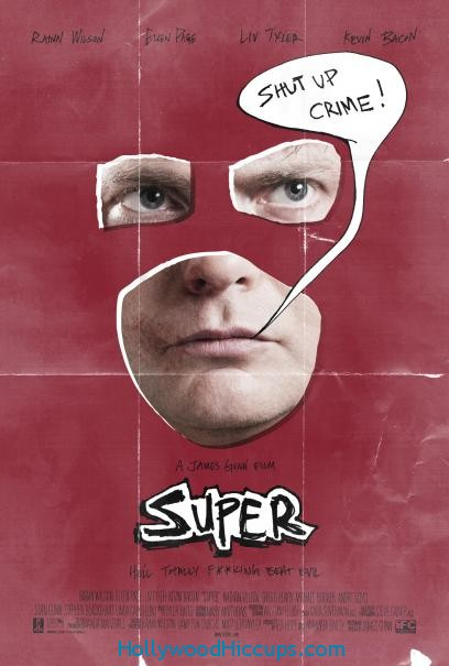WATCH: Graphic New Look At 'Super' Movie – Video