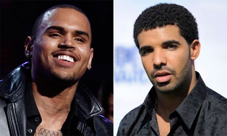 Chris Brown and Drake