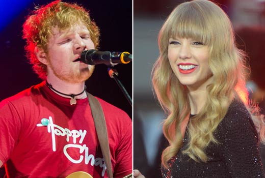 Ed Sheeran Loves Taylor Swift's Songwriting: 'She Knows What She's Doing'