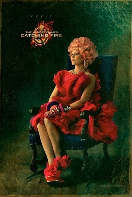 "NEW ""The Hunger Games: Catching Fire"" Character Portraits (Photos) HERE!"