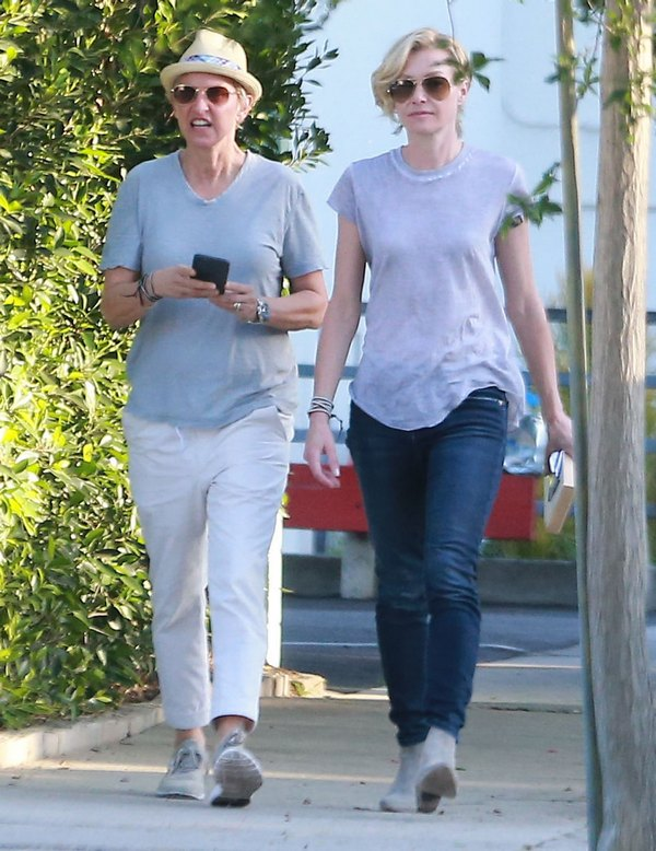 Ellen DeGeneres And Portia De Rossi Divorce: Couple Renewing Wedding Vows To Save Marriage, And Celebrate Gay Rights Milestone