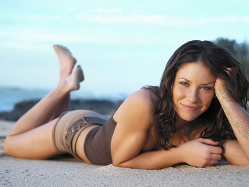 Evangeline Lilly Joins 'The Hobbit'