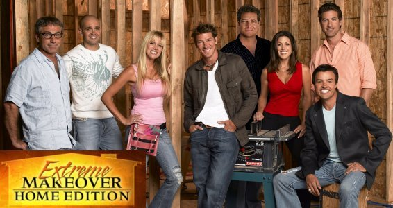 ABC Cancels 'Extreme Makeover: Home Edition'