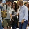 Kristen Stewart Departs from LAX