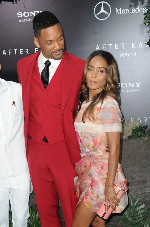 Jada Pinkett Smith Thinks Infidelity Makes Marriage Stronger