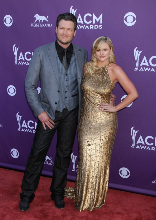 Blake Shelton and Miranda Lamberts Marriage is On the Rocks
