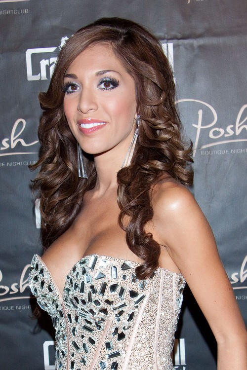 Farrah Abraham Hosts Gentlemen's Club EXPO & Tradeshow Kick Off Party