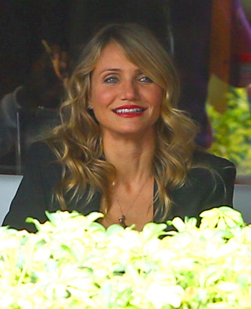 Cameron Diaz Wants Babies With Benji Madden