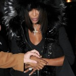 Naomi Campbell Brutally Attacked in Paris