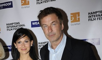 Alec Baldwin's Wife Hilaria Thomas Strongly Suggested He Get Off Twitter!