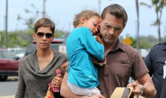 Halle Berry Is Pregnant By Olivier Martinez!