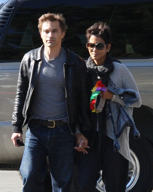 Halle Berry Heading To Court To STOP Gabriel Aubry From Seeing Daughter Nahla