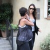 Halle Berry Lunches With A Friend In Beverly Hills