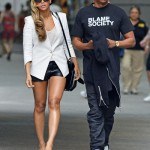 Beyonce and Jay-Z Visit North West with Blue Ivy