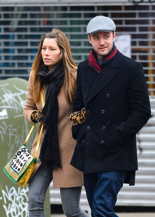 Justin Timberlake Talks About Jessica Biel Marriage