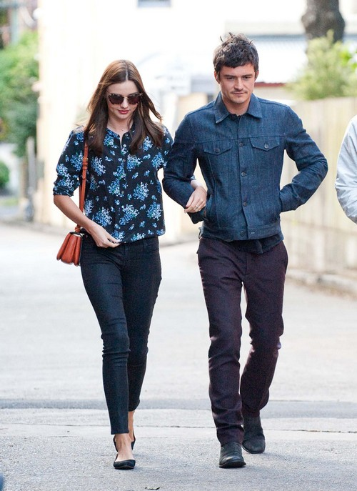 Miranda Kerr & Orlando Bloom Have Split!! **FILE PHOTOS**